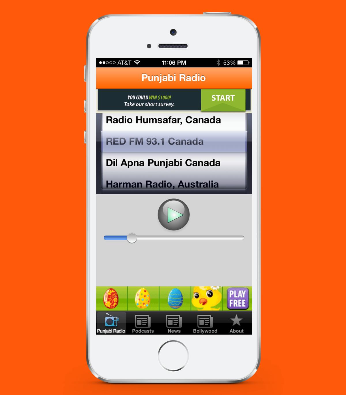 Punjabi Radio - Mobilitylabs AppsMobilitylabs Apps